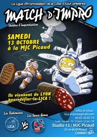 LICA vs Space Gones (Lyon)