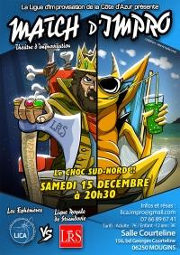 LICA vs Ligue Royale de Strandovie (Lesquin)