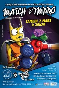 LICA vs LUDI (Toulouse)